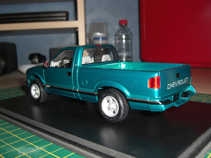 Let S See Your Chevy S10 On The Workbench Pickups Vans Suvs